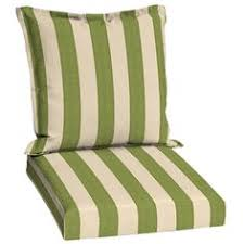 Porch Chair Cushions Allen Roth Natural Deep Seat Patio Chair Cushion Lowe U0027s Canada