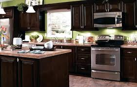 dark chocolate kitchen cabinets maple colored kitchen cabinets dark chocolate kitchen cabinet