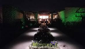 Sparkle Christmas Lights by Make Your Holiday Landscape Sparkle With Laser Lights His Lighting