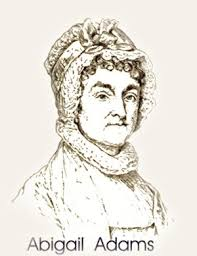 letters from abigail adams to john adams on news of the war