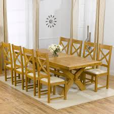 Solid Oak Dining Table And 8 Chairs by 8 Seat Dining Sets U2013 Next Day Delivery 8 Seat Dining Sets From