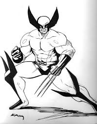 free wolverine coloring pages kids gilboardss