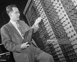 Eniac by Mauchly Demonstrating Eniac Pictures Getty Images