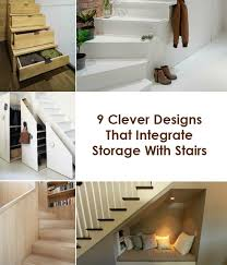 nine clever designs that integrate storage with stairs u2013 mocha