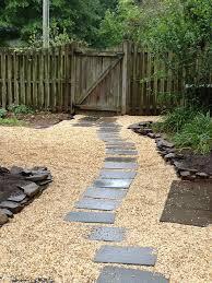 pea gravel rock landscaping ideas 13 extraordinary pea gravel