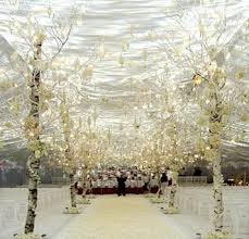 winter wedding decorations magical winter weddings white bow events