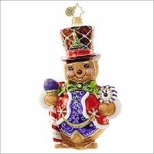 christopher radko candy sweets christmas ornaments