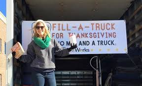 fill a truck for thanksgiving nashville parent magazine