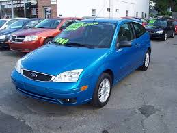 ford focus recalls 2007 2007 ford focus zx3 se 2dr hatchback in endwell ny select motorcars