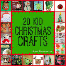 christmas arts u0026 crafts for preschoolers to make pop up card