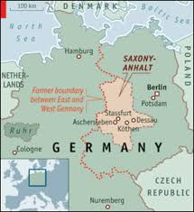map of germany cities atlas t thoughts on four east german cities