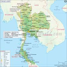 Bangkok Map Thailand Map Omg Trips Pinterest Southeast Asia Asia And