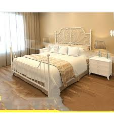 White Princess Bed Frame China White Iron Bed China White Iron Bed Shopping Guide At