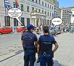 is it safe to travel to greece images Crime in athens greece jpg