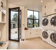 love this laundry room don u0027t think i need two washers and two