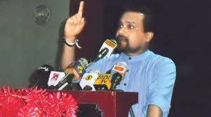 Weerawansa Remanded Lanka Only Country With Two Heads Of State Weerawansa Daily News