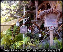 swiss family robinson house plans arts