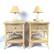 Wicker Table Lamp Wicker Table Lamps Best Lighting Images On Art Walls Bulbs And