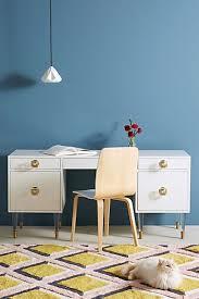 brass key secretary desk office furniture unique desks office chairs anthropologie