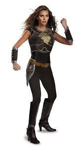 amazon com disguise women u0027s warcraft garona deluxe costume clothing