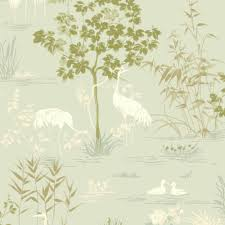 Bedroom Design Ideas Duck Egg Blue Colours Isabelia Duck Egg Trees U0026 Birds Wallpaper Egg Wallpaper
