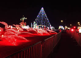 christmas lights longview tx starbright village odessa tx at christmas texas pinterest