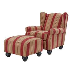 Club Chairs With Ottoman Chair Ottoman Sets You Ll Wayfair