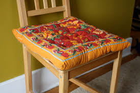 Dining Room Chair Cushion Covers Orange Dining Room Chair Cushions Dining Chairs Design Ideas