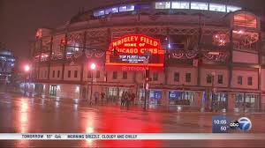 Chicago Cubs Map by Chicago Cubs World Series Wrigleyville Security Street Closures