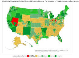 Counties In Wisconsin Map by Where You Live Will Soon Determine What Health Insurance You Can Get