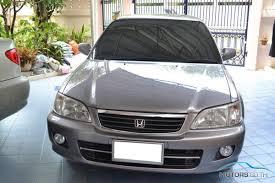 Honda City 2002 Honda City 2002 Motors Co Th