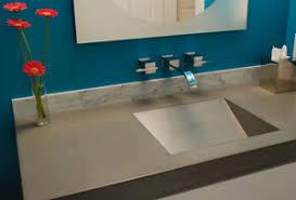 how to build a concrete sink forming techniques concrete countertops blog