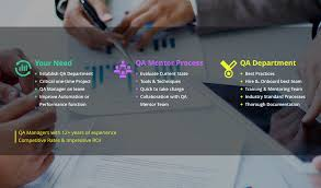 Qa Manager Resume Summary Professional Qa Manager On Demand Services Qa Mentor