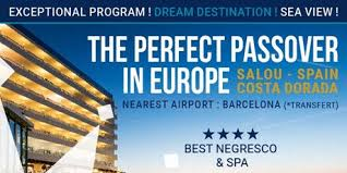 passover programs passover vacations 2018 pesach 2018 programs in europe spain