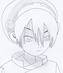 hd wallpapers avatar airbender coloring pages toph