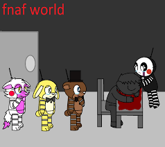 Lps Help Desk Fnaf World Desk Man U0027s Death By Pokemonlpsfan On Deviantart