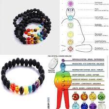 balance bracelet energy images 2018 7 chakra healing balance beads bracelet yoga life energy jpg
