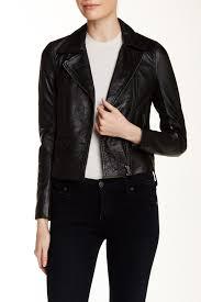 leather biker jacket muubaa gulrro leather biker jacket hautelook