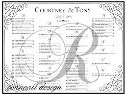 free wedding seating chart template u2014 liviroom decors design