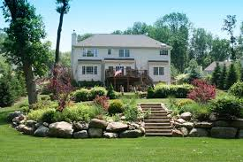 ideas about lakefront landscaping ideas free home designs