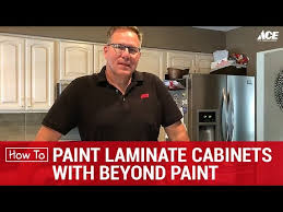 is it possible to paint laminate cabinets how to paint laminate cabinets ace hardware