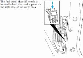 ford windstar fuel pump relay switch diagram questions u0026 answers