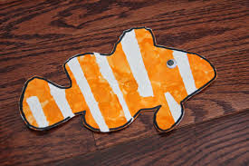 toddler approved clown fish paddlepak and craft for kids