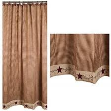 and berries country shower curtain home kitchen
