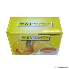 Teh Murah jual teh 63 dengan harga murah bhinneka