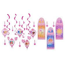 19 ct disney princess party decoration kit target
