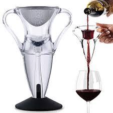 aerateur de cuisine vin aérateur décanteur de vin aération rapide permet un