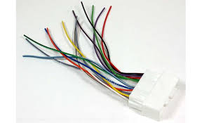 metra 70 7904 receiver wiring harness connect a new car stereo in