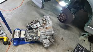 havener garage the definitive 2nd gen acura tl av6 transmission