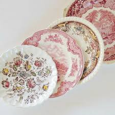 Shabby Chic Dinner Set by Best Shabby Mosaic Products On Wanelo